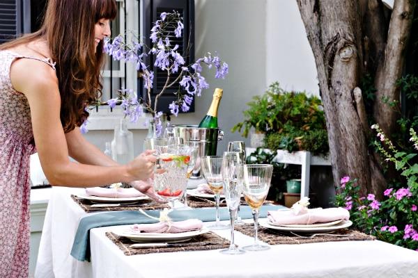 A diy wedding menu for just 100 thegoodstuff a diy wedding menu for just 100 solutioingenieria Images