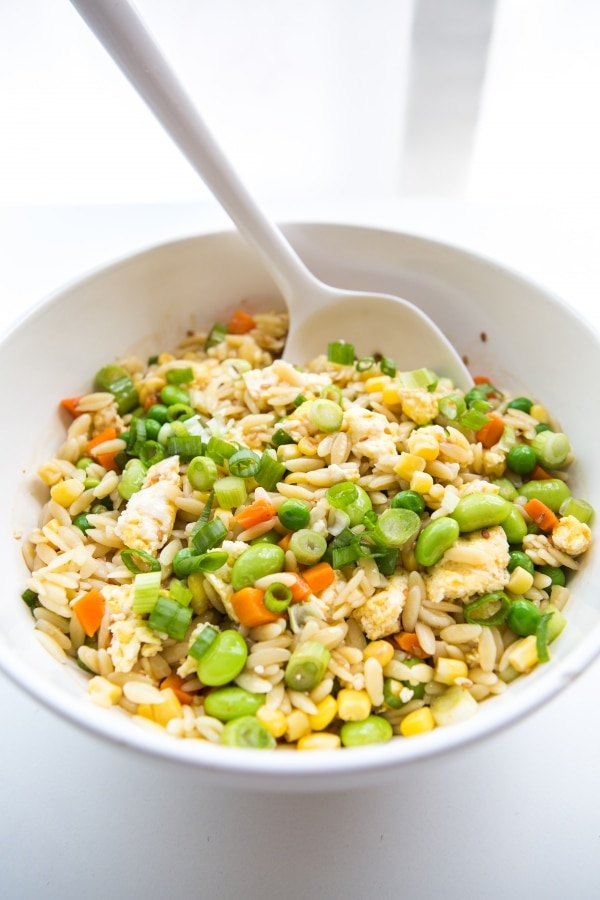 Pasta Fried Rice 29 Easy Healthy Veggie Lunch Ideas For Kids