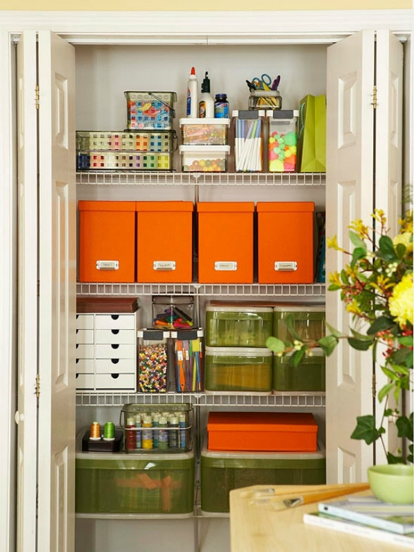 Get Organizing! Affordable Closet Inspiration! - thegoodstuff