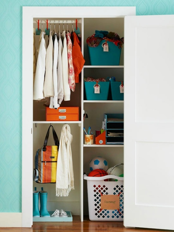 Get Organizing Affordable Closet Inspiration