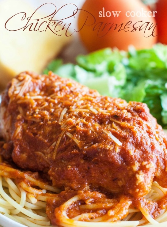 Crockpot Chicken | thegoodstuff
