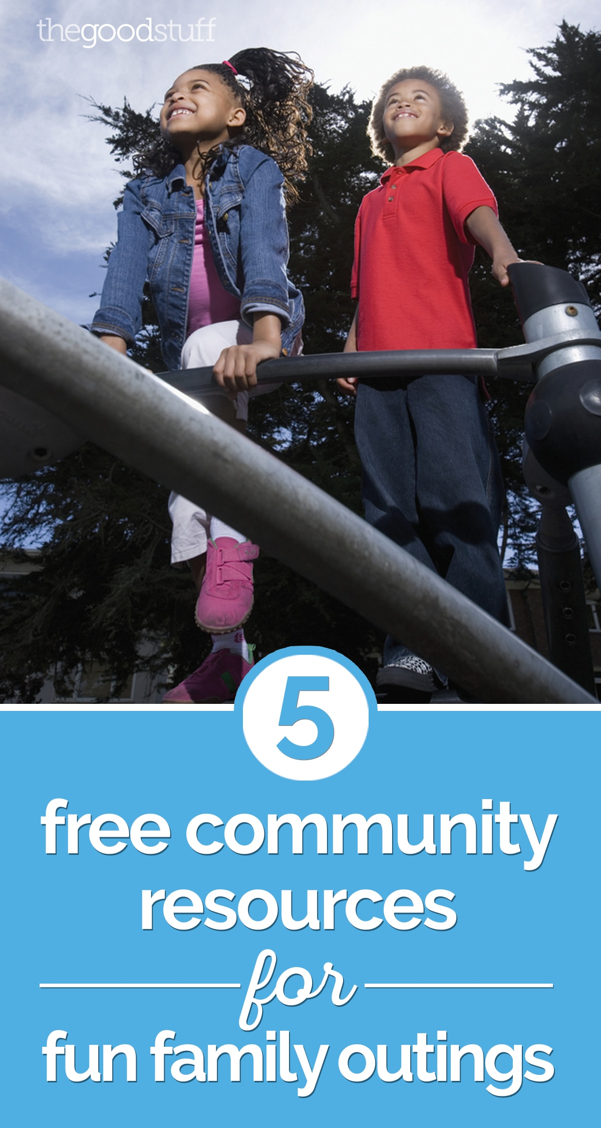 5 Free Community Resources for Fun Family Outings | thegoodstuff