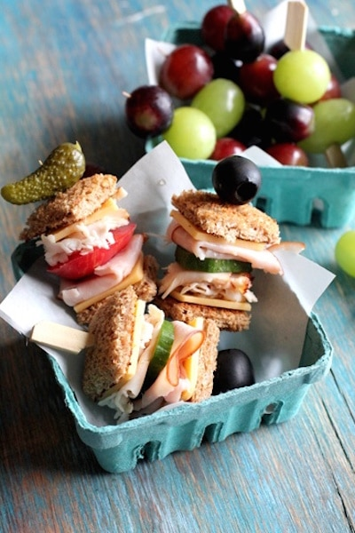 17 Adorably Fun School Lunch Ideas for Kids - thegoodstuff