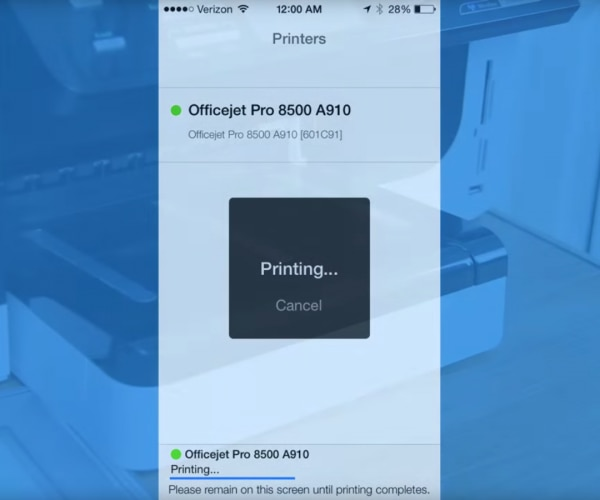 VIDEO: How to Print From the Coupons.com App | thegoodstuff