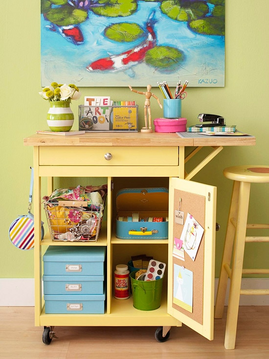 Best 22 Inspiring Study Space & Desk Ideas for Kids - thegoodstuff FZ79