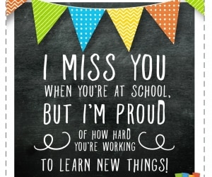 Back to School Printables from The Good Stuff