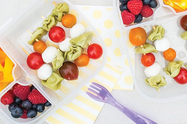 Veg Out! 21 Vegetarian Lunch Ideas for Kids