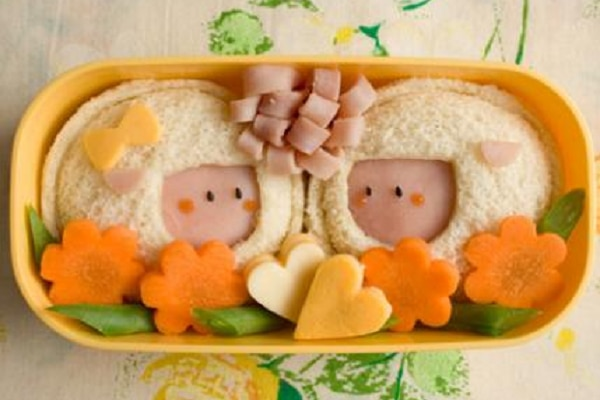 Creative Lunchbox Art Ideas for Back to School