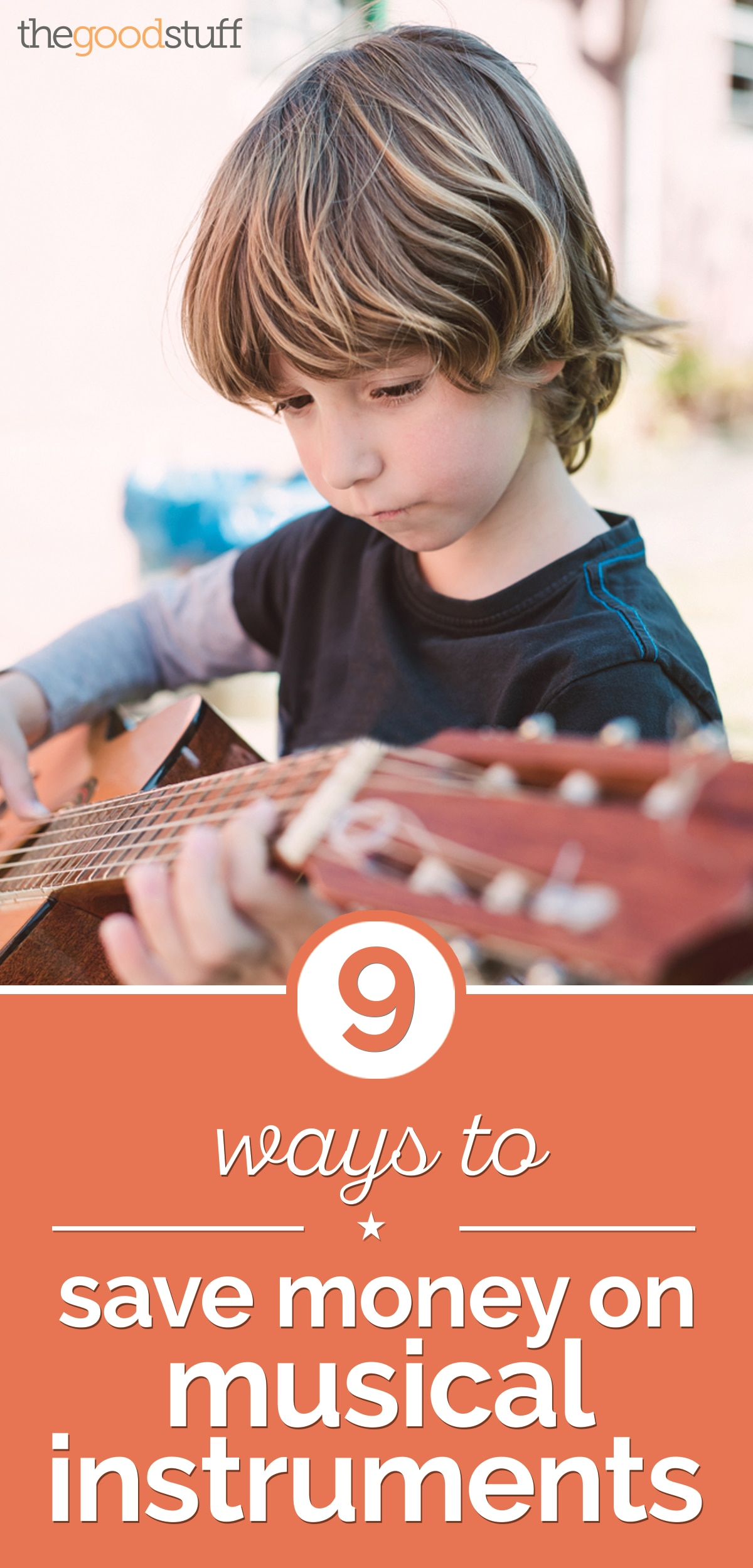 9 Ways to Save Money on Musical Instruments | thegoodstuff