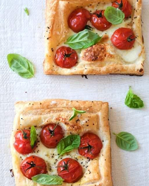 Savory Summer Tarts Recipes — Dishmaps