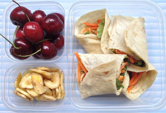 Kid Friendly Indian Vegetarian Lunch Box Ideas