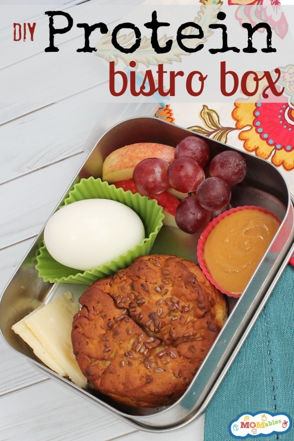 2) Bento boxes are leftover-friendly. Last night's dinner can be easily packed into a bento box for today's lunch. 3) Bentos are a fun way to create a nutrionally-balanced meal.