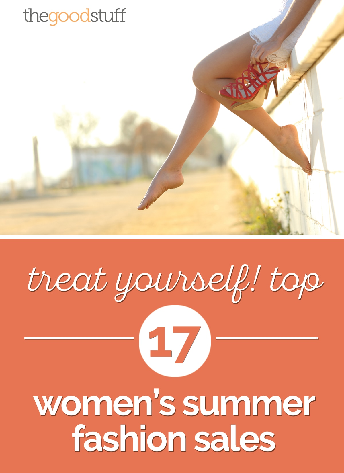Treat Yourself! Top 17 Women's Summer Fashion Sales | thegoodstuff
