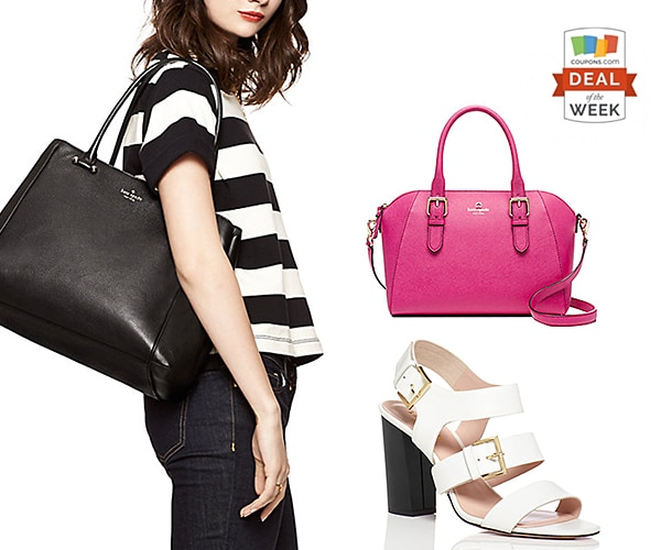 Deal of the Week: Kate Spade Surprise Sale Up to 75% Off   the good stuff