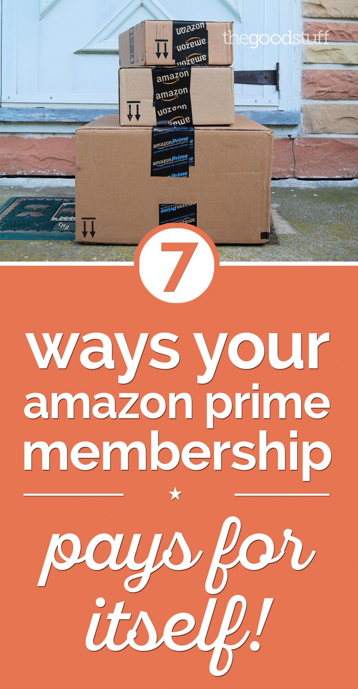 7 Ways Your Amazon Prime Membership Pays for Itself | thegoodstuff