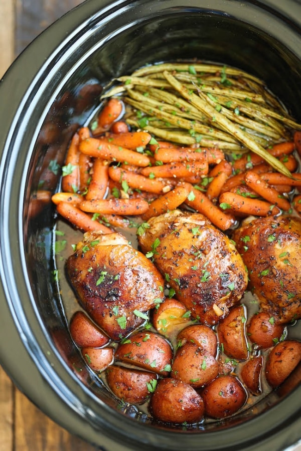 10 easy peasy crock pot freezer meals thegoodstuff