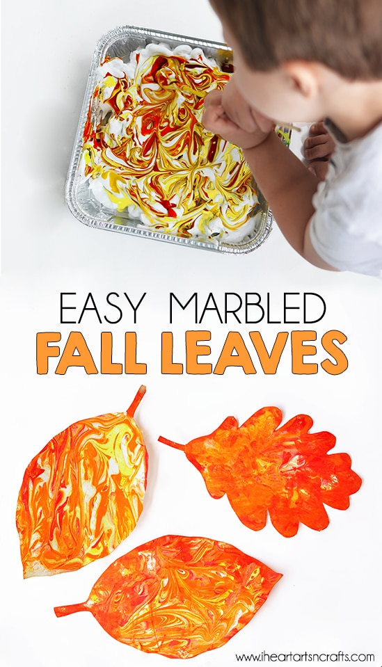 The gallery for autumn leaves drawing for Simple fall crafts for kids