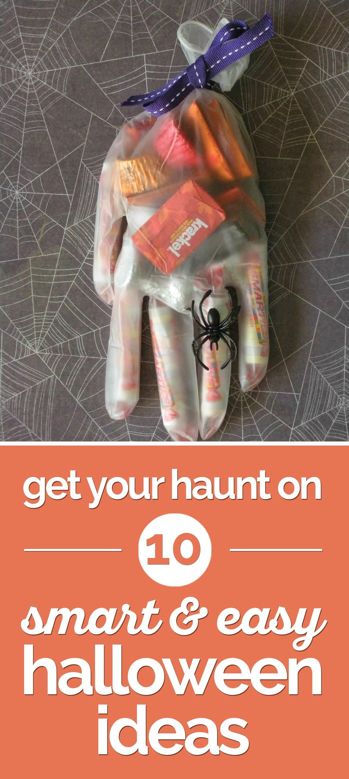 Get Your Haunt On: 10 Smart & Easy Halloween Ideas | the good stuff