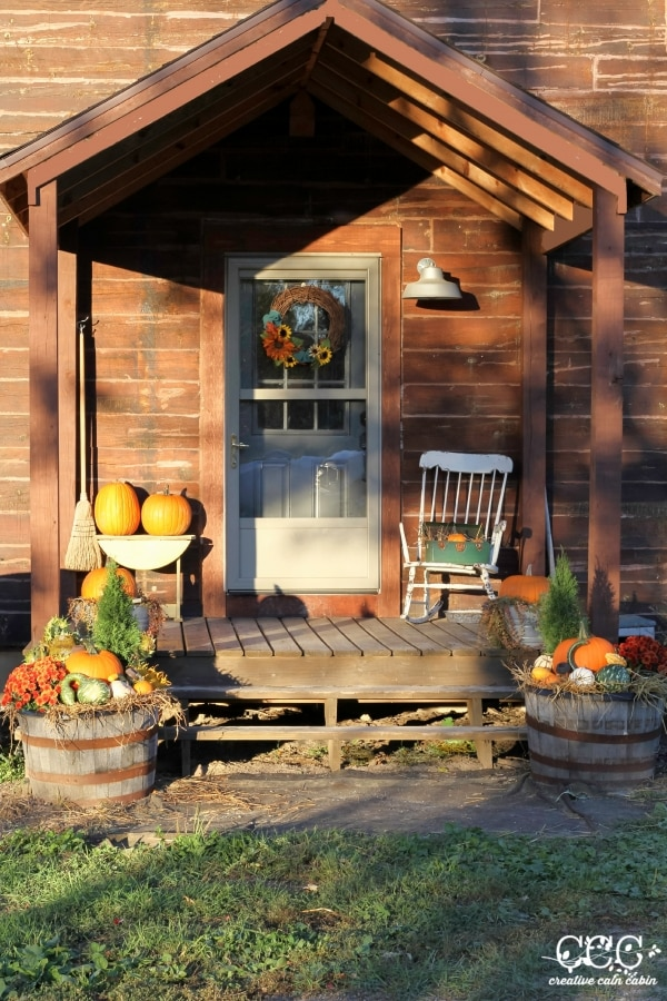 Get your yard ready with 8 fall landscaping tips for Country porch coupon code