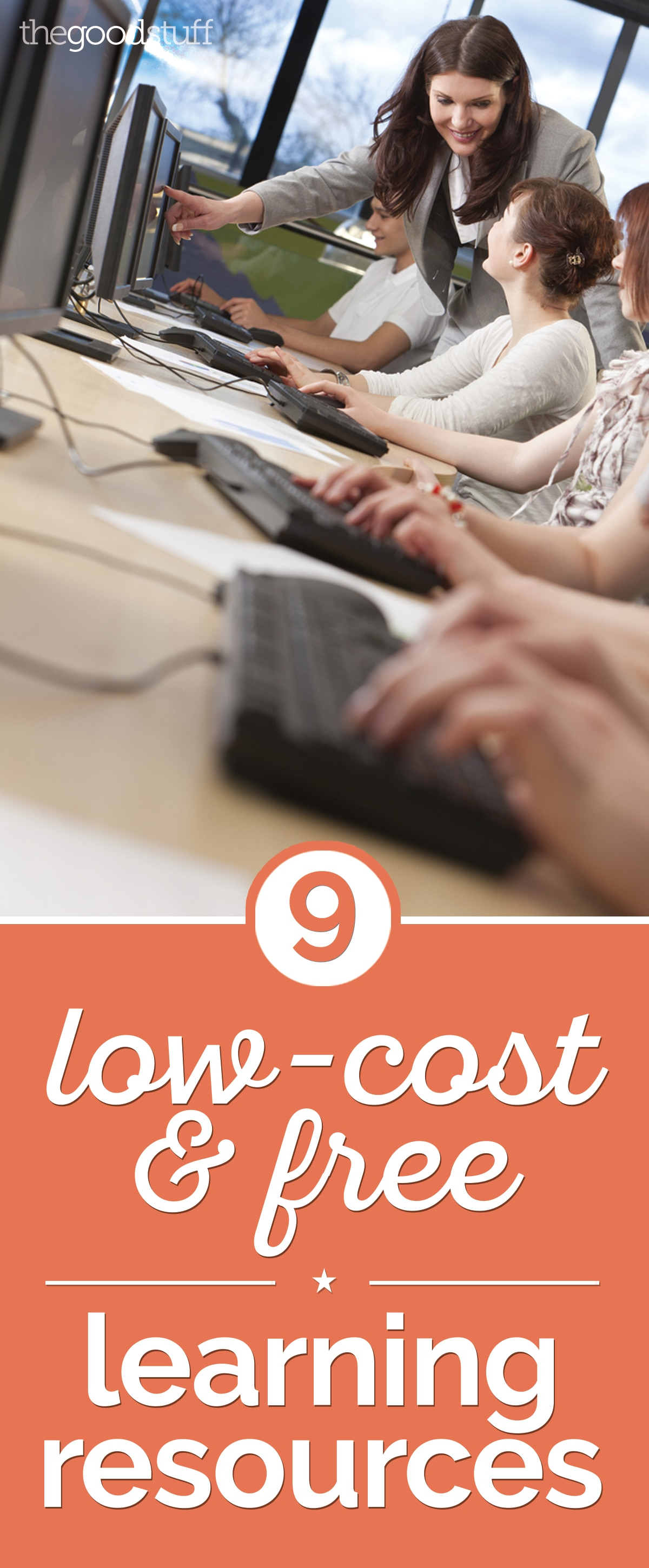 9 Low-Cost & Free Learning Resources | thegoodstuff