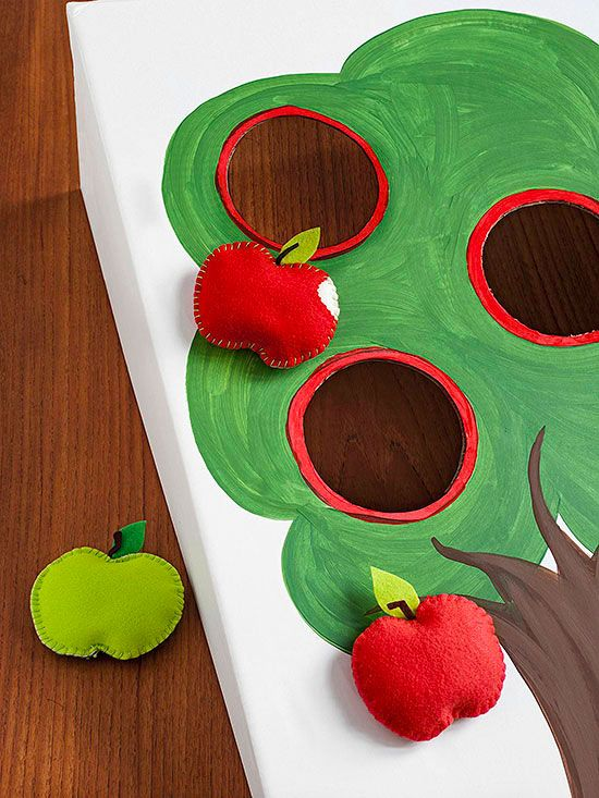 19 Fun Apple Crafts To Get You In The Fall Spirit Thegoodstuff