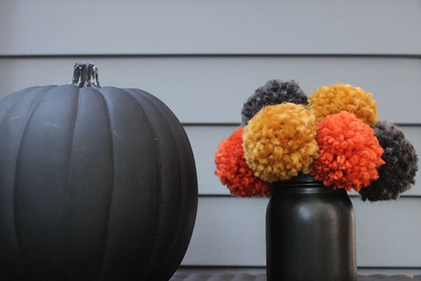 Fall Decorating Ideas You Can Dress Up for Halloween