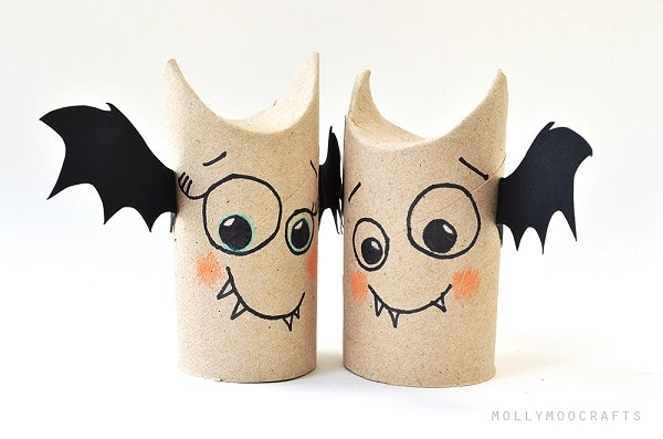 Simple and Spooky Halloween Crafts for Kids