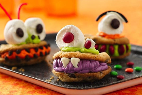 Eat, Drink and Be Scary with Spooky Halloween Treats