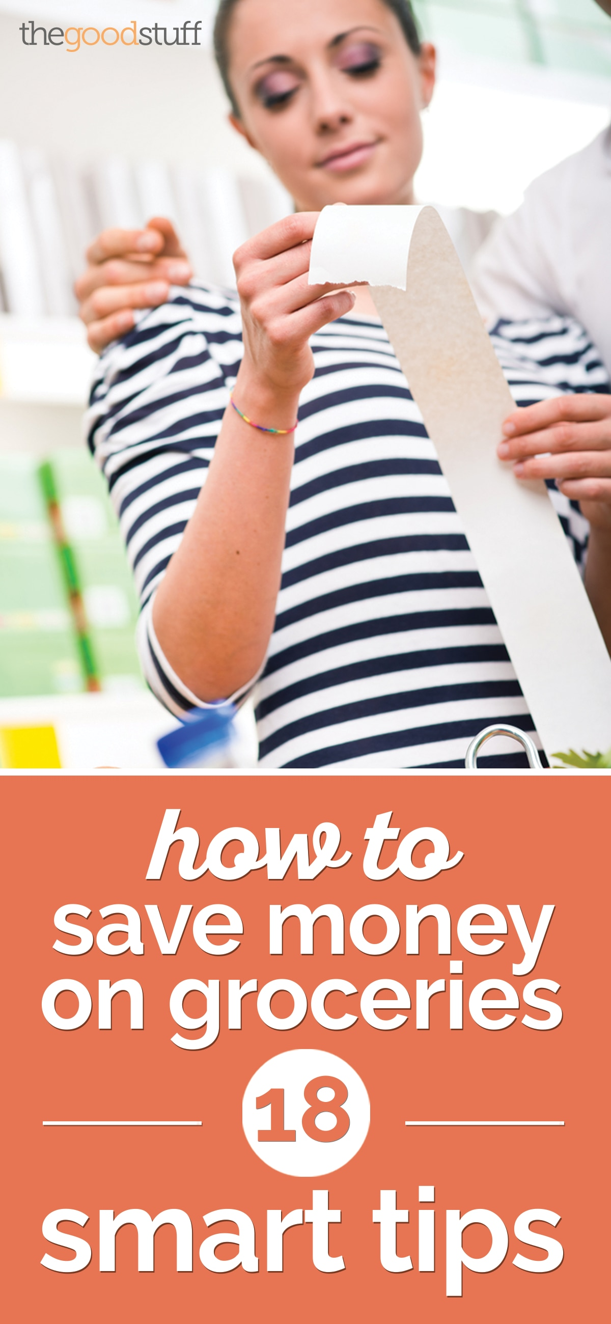 How to Save Money on Groceries: 18 Smart Tips | the good stuff