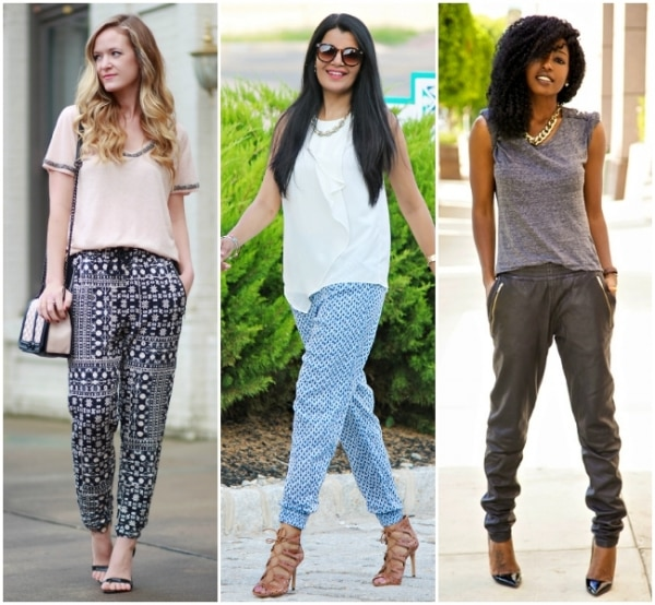 How to wear jogger pants amp other comfy clothing thegoodstuff