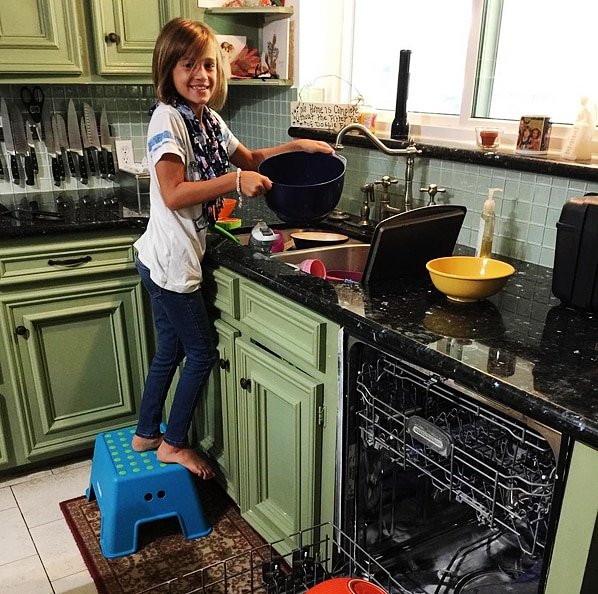 Kitchen Safety Pictures: How To Teach Your Kids About Kitchen Safety