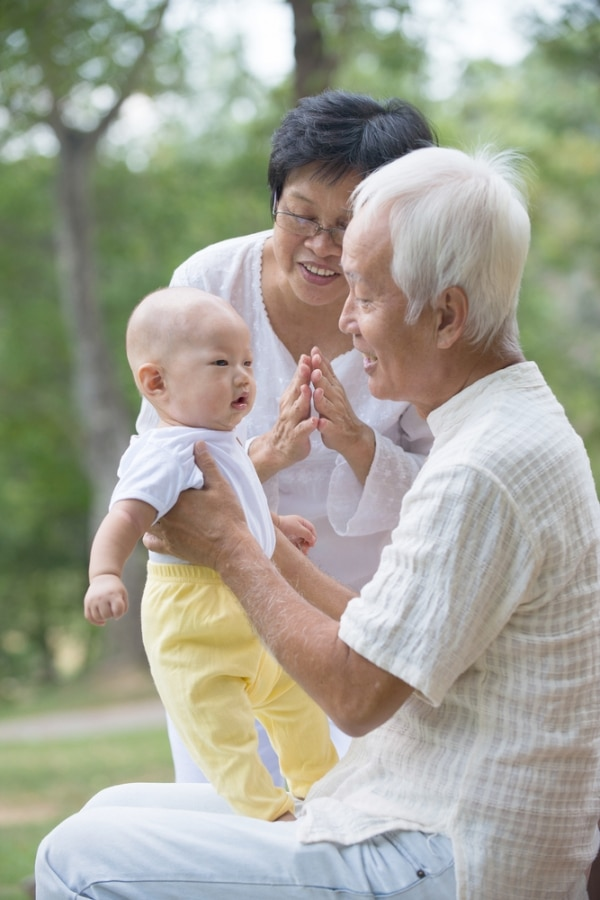 A list that goes way beyond Grandma and Grandpa. This is the ultimate list of common and unique grandparent nicknames in nearly 40 different languages.