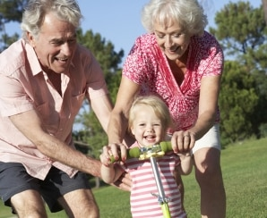 20 Cute Names for Grandma and Grandpa
