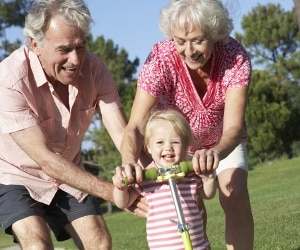 26 Cute Names for Grandma and Grandpa