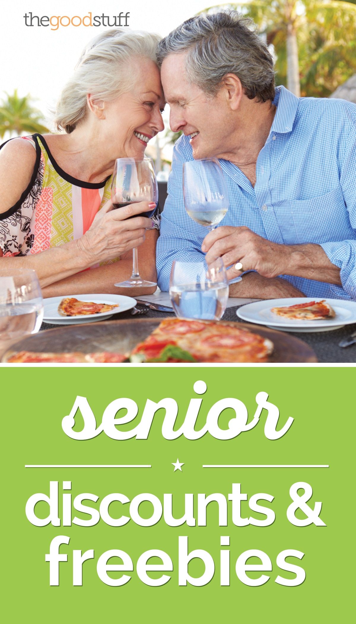 20+ Senior Discounts & Freebies | thegoodstuff