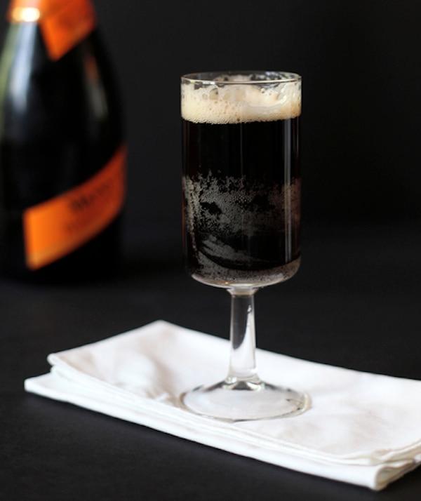 Beware! The 10 Best Halloween Cocktails: Black Velvet | thegoodstuff