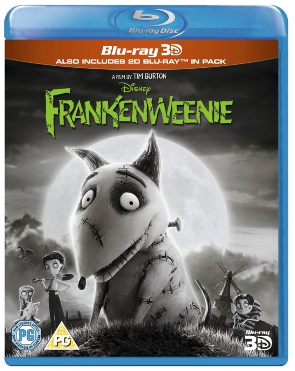 frankenweenie 2012 pg best halloween movies - Halloween Movies Rated Pg