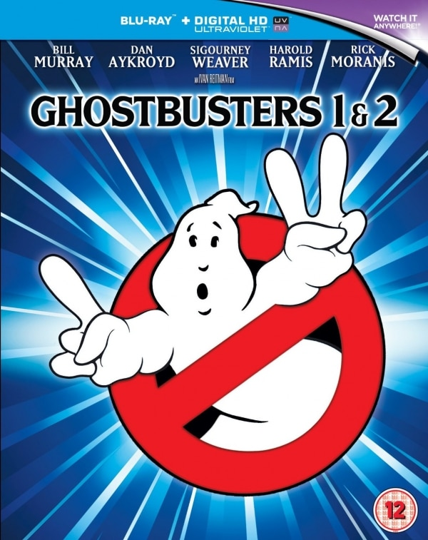 Best Halloween Movies for Kids-Ghost Busters I & II | thegoodstuff