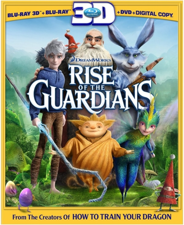 rise of the guardians 2012 pg best halloween movies - Halloween Movies Rated Pg