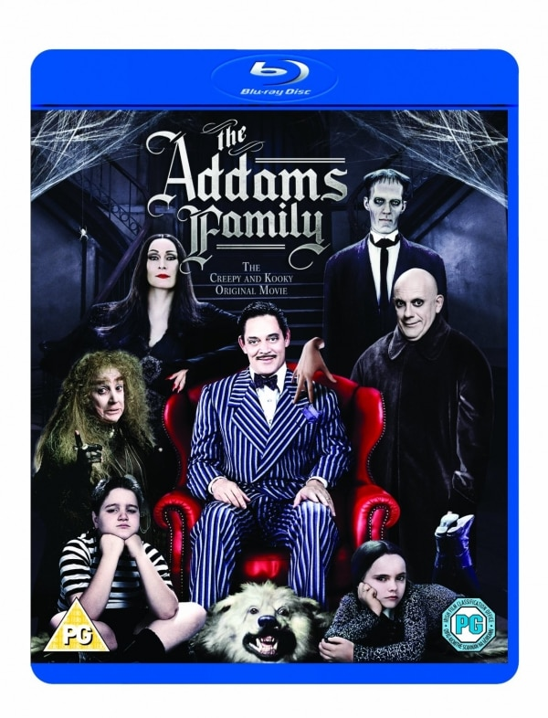 the addams family 1991 pg 13 best halloween movies - Halloween Movies Rated Pg