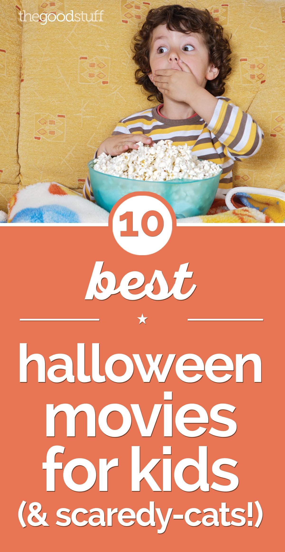 10 Best Halloween Movies for Kids (& Scaredy-Cats!) | thegoodstuff