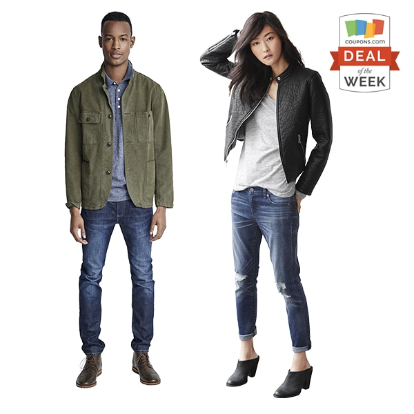 Deal of the Week: Gap Sale — 40% Off Jeans & More | thegoodstuff