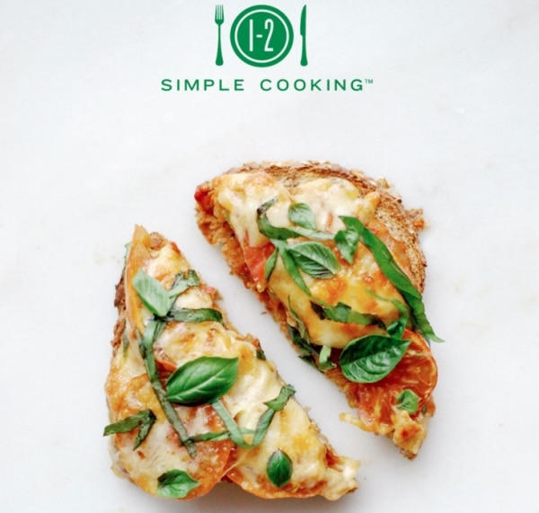 Easy Dinner Recipes: Pizza Toasts | thegoodstuff