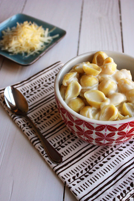 Easy Dinner Recipes: Shells & Cheddar | thegoodstuff
