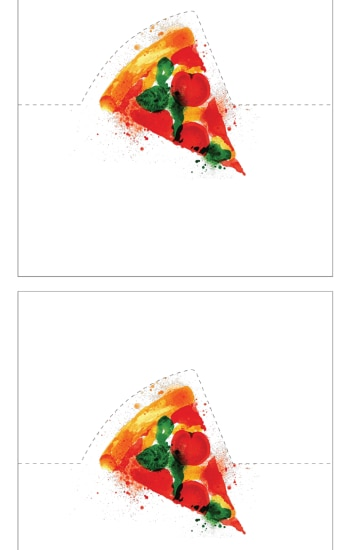Hostess Helpers: Free Pizza Party Printables: Adults' Pizza Party Topping Labels | thegoodstuff