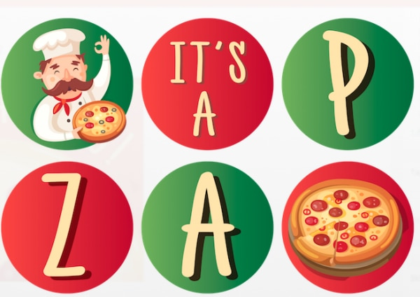 Hostess Helpers: Free Pizza Party Printables: Kids' Pizza Party Banner | thegoodstuff