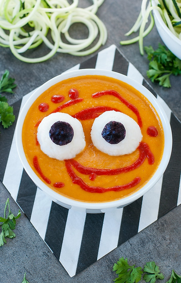 Halloween Dinner Ideas: Monster Mash Soup | thegoodstuff