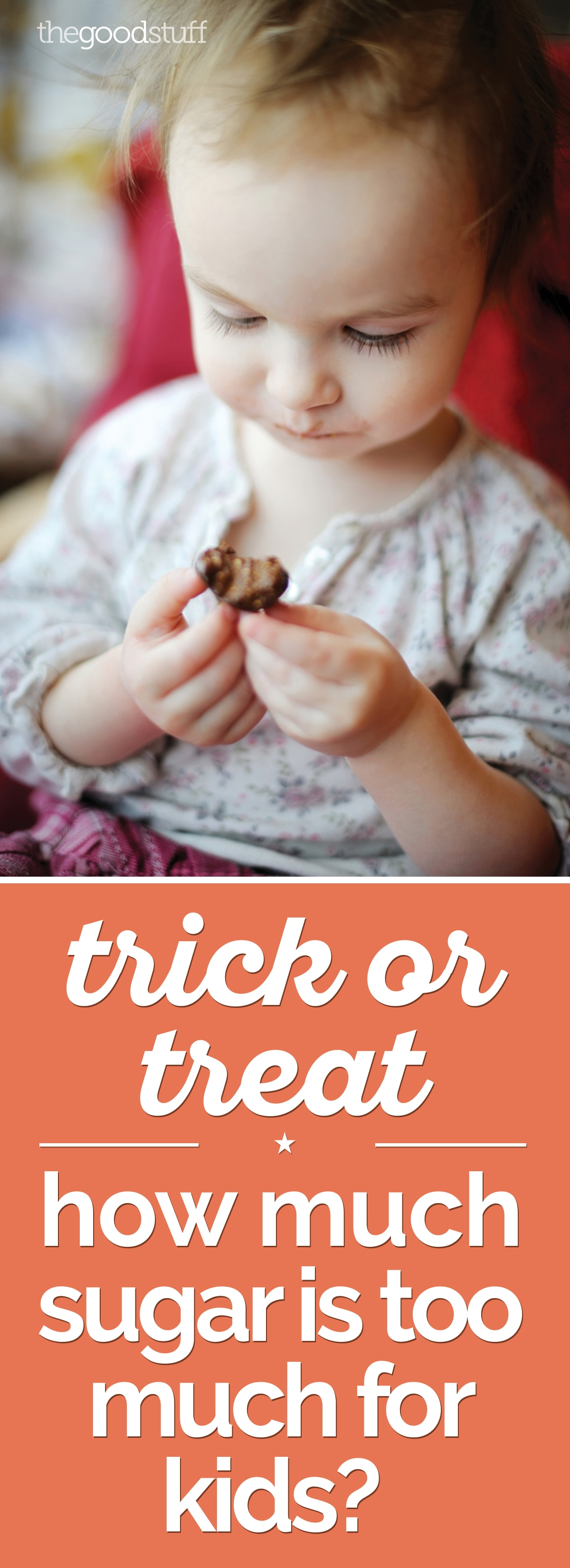 Trick or Treat: How Much Sugar is Too Much for Kids? | thegoodstuff