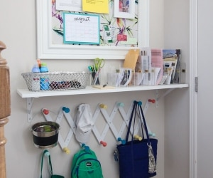 How to Organize Your Entryway: 21 Fun & Clever Tips