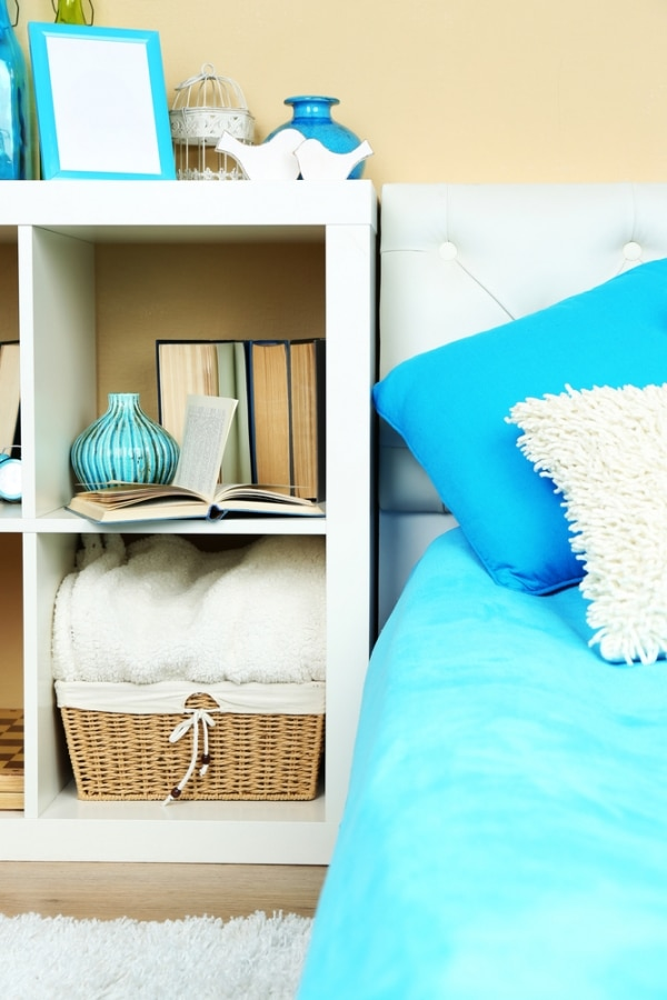 How to Organize Your Bedroom | thegoodstuff